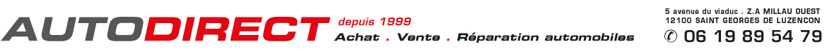 Autodirect Vente de vehicules d'occasion